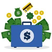 Как занять деньги на МТС